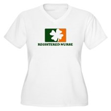 Irish REGISTERED NURSE T-Shirt