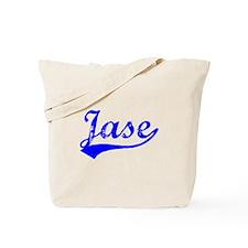 Vintage Jase (Blue) Tote Bag