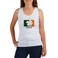 Irish PRIEST Women's Tank Top