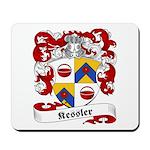 Kessler Family Crest Mousepad