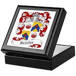 Kessler Family Crest Keepsake Box