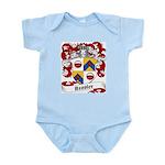 Kessler Family Crest Infant Creeper