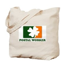 Irish POSTAL WORKER Tote Bag