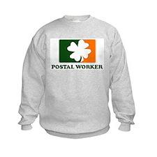 Irish POSTAL WORKER Sweatshirt