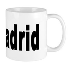 I Love Madrid Spain Mug