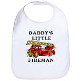 Baby fireman Cotton Bibs