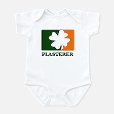 Irish PLASTERER Infant Bodysuit