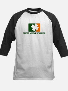 Irish SHEET METAL WORKER Tee