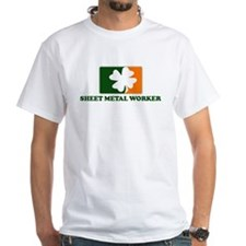 Irish SHEET METAL WORKER Shirt