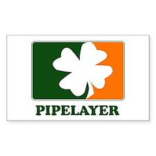 Irish PIPELAYER Rectangle Decal