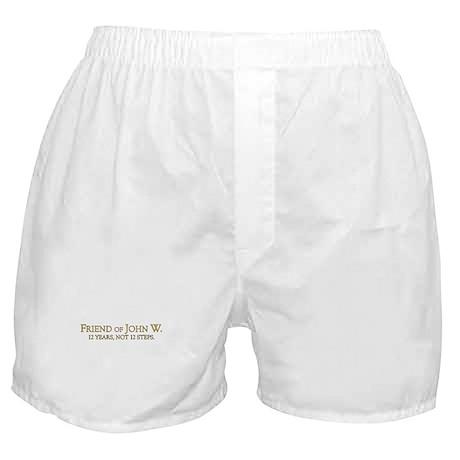 12 Years Boxer Shorts