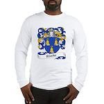 Klocke Family Crest Long Sleeve T-Shirt