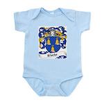 Klocke Family Crest Infant Creeper