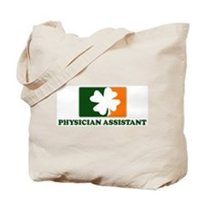 Irish PHYSICIAN ASSISTANT Tote Bag