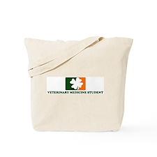 Irish VETERINARY MEDICINE STU Tote Bag