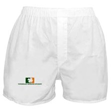 Irish VETERINARY MEDICINE STU Boxer Shorts