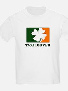 Irish TAXI DRIVER T-Shirt