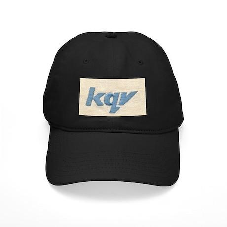 1964 KQV Logo Black Cap
