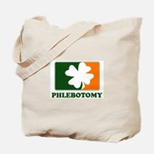 Irish PHLEBOTOMY Tote Bag