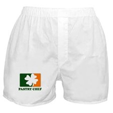 Irish PASTRY CHEF Boxer Shorts