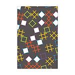 Geometric Contemporary Mini Poster Print