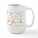 Geometric Contemporary Large Mug (15 oz)