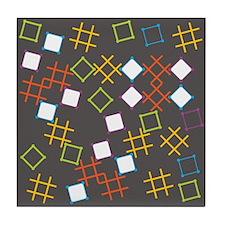 Geometric Contemporary Tile Drink Coaster