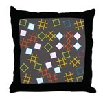 Geometric Contemporary Throw Pillow