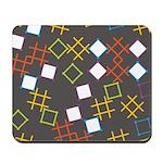 Geometric Contemporary Mousepad