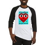 Fireflies are for lovers Baseball Jersey