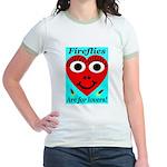 Fireflies are for lovers Jr. Ringer T-Shirt