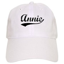 Vintage Annie (Black) Baseball Cap