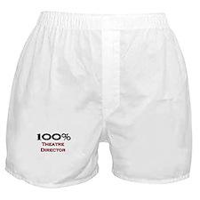 100 Percent Theatre Director Boxer Shorts