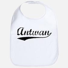 Vintage Antwan (Black) Bib