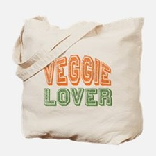 Veggie Lover Vegetarian Tote Bag