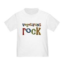 Vegetarians Rock T