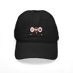 Peace Love Irish Terrier Black Cap