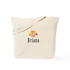 Briana - Flower Girl Tote Bag