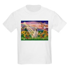 Autumn Angel / Lab (y) T-Shirt