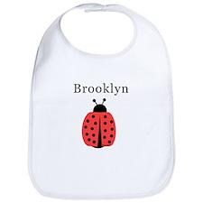 Brooklyn - Ladybug Bib