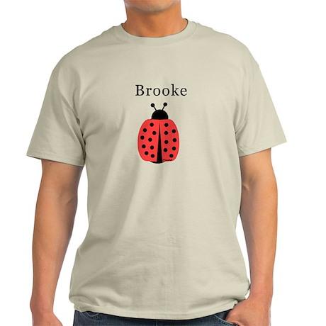 Brooke - Ladybug Light T-Shirt