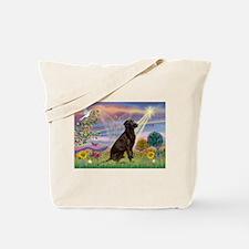 Cloud Angel / Lab (c) Tote Bag