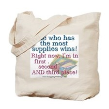 Most Supplies Tote Bag