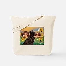 Cherubs / Lab (c) Tote Bag