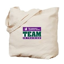 Team in Training Tote Bag