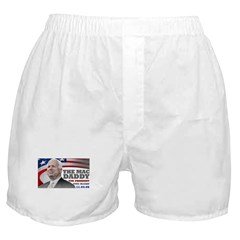 Mac Daddy for President Boxer Shorts
