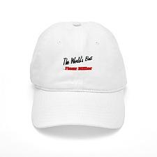 """The World's Best Flour Miller"" Baseball Cap"