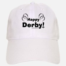 Happy Derby Baseball Baseball Cap