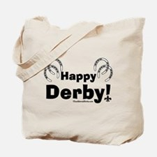 Happy Derby Tote Bag
