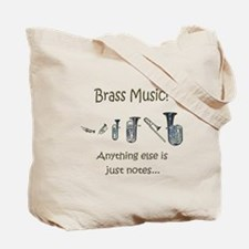 Cute Baritone horn Tote Bag